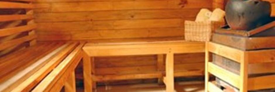 Sauna. Fuente: Hotel & Spa Getsemani Fanpage Facebook